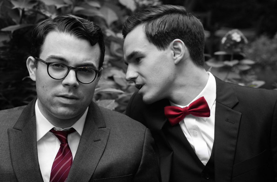 Little Red Light Theatre presents, Thrill Me: the Leopold & Loeb Story